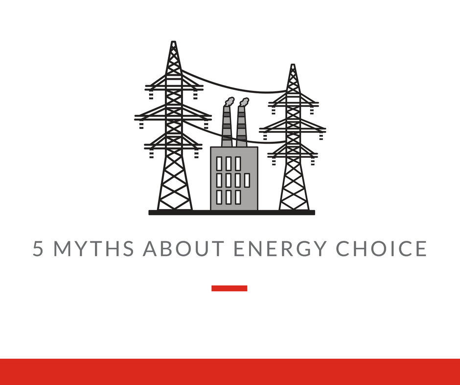 Natural Gas Futures Live Quotes: 5 Myths About Energy Choice